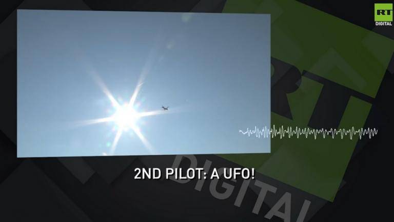 Τρεις πιλότοι είδαν περίεργες κινήσεις στον ουρανό – Ήταν UFO; | tlife.gr