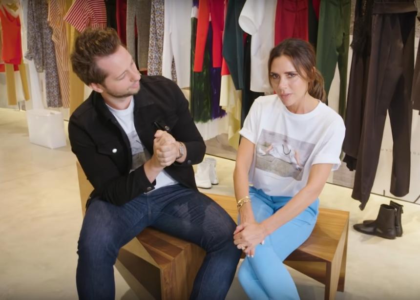 Η Victoria Beckham ανακοινώνει το κανάλι της στο youtube με beauty tutorials! | tlife.gr