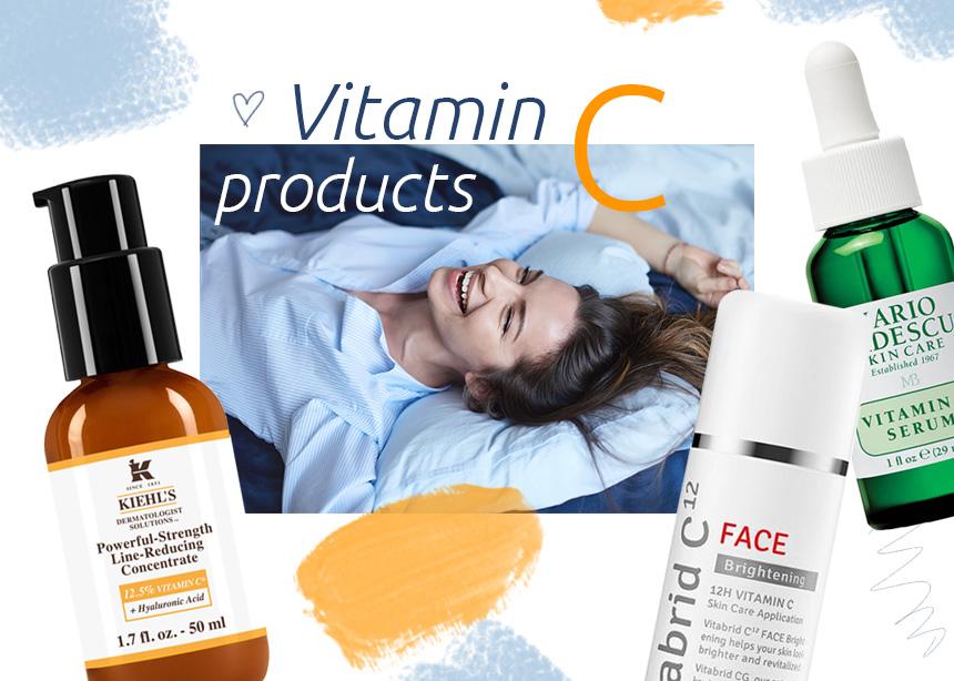 Reviewed: τα καλύτερα προϊόντα με βιταμίνη C που θα κάνουν την επιδερμίδα σου χαρούμενη!   tlife.gr
