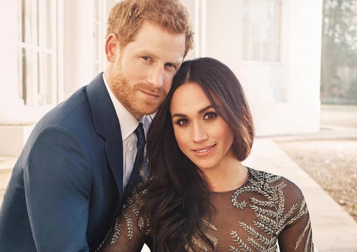 Ο πρίγκιπας Harry φωτογραφίζει την εγκυμονούσα Meghan Markle και στέλνει το δικό του μήνυμα! | tlife.gr