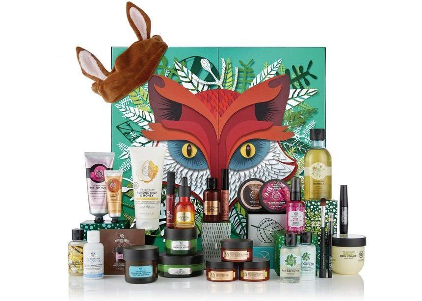 Έφτασε στο γραφείο το πρώτο advent calendar της The Body Shop και είμαστε ενθουσιασμένες! | tlife.gr