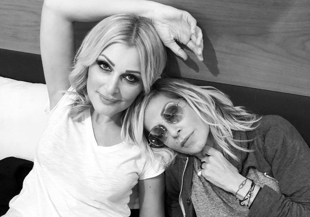Άννα Βίσση – Νατάσσα Θεοδωρίδου: Μια φιλία γεννιέται! Τι συνέβη με τις δυο κυρίες; [pics]   tlife.gr