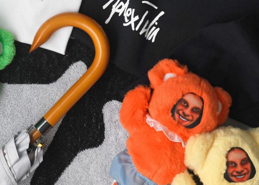 Ο Aphex Twin κυκλοφόρησε μία συλλογή lifestyle προϊόντων και είναι όσο… εφιαλτική νομίζεις | tlife.gr