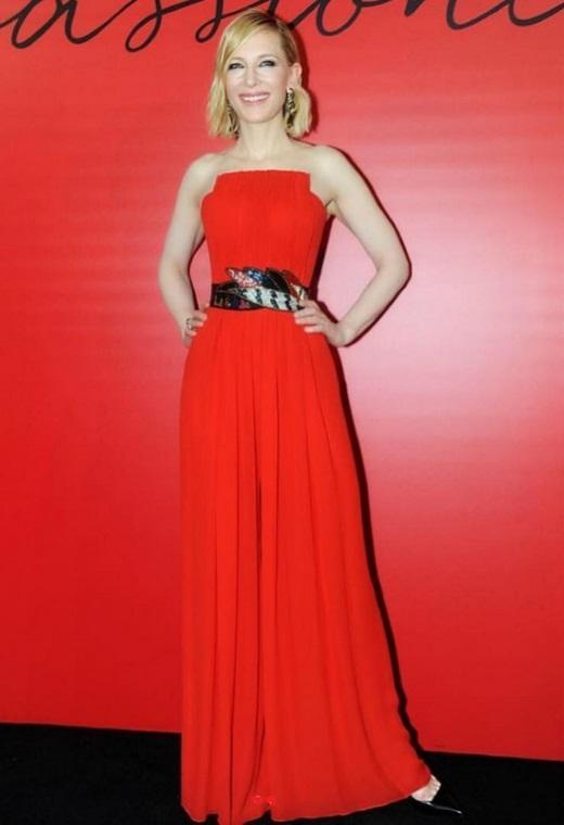 Η Cate Blanchett με Armani | tlife.gr