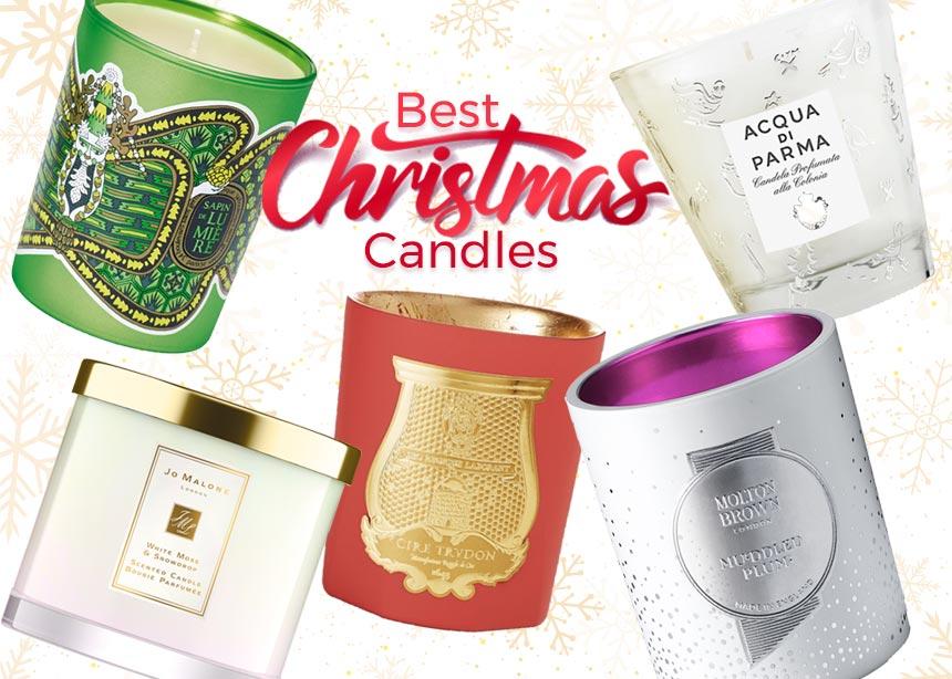Τα ωραιότερα κεριά για τα Χριστούγεννα (γιατί πρέπει να επενδύσεις οπωσδήποτε σε ένα)! | tlife.gr