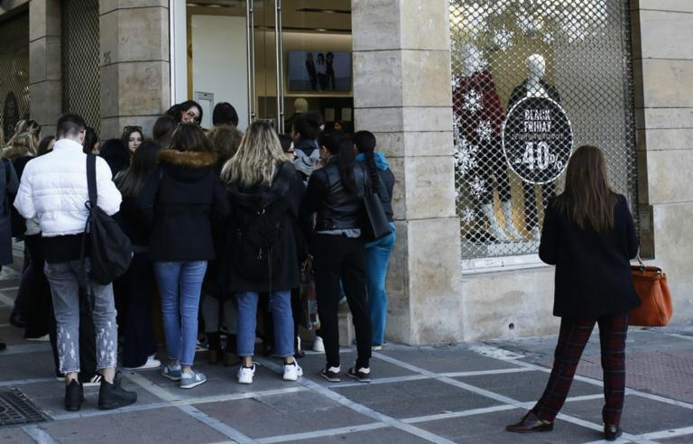 "Black Friday: ""Ιλιγγιώδης"" αύξηση στις πωλήσεις κατά 2.600%! Πόσα ξόδεψαν οι Έλληνες καταναλωτές   tlife.gr"