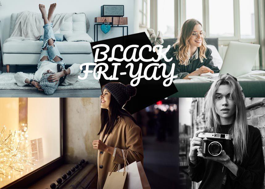 Black Friday: Τι να ψωνίσεις και τι να προσέξεις   tlife.gr