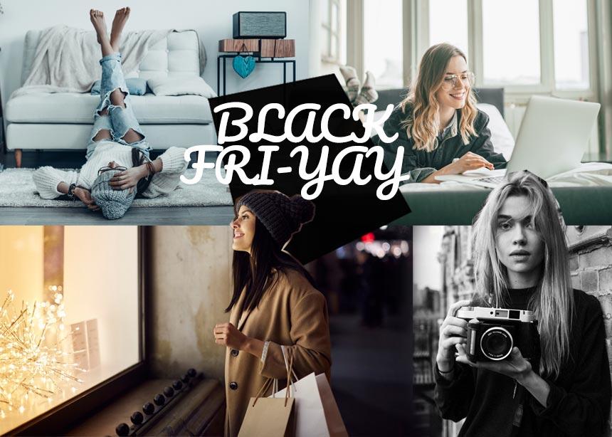 Black Friday: Τι να ψωνίσεις και τι να προσέξεις | tlife.gr
