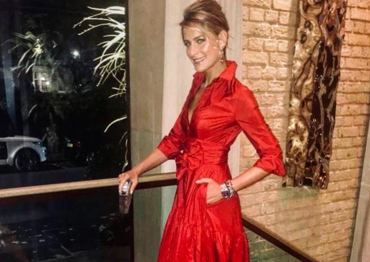 Τατιάνα Μπλάτνικ: Στο παλάτι του Μπάκιγχαμ με κατακόκκινη τουαλέτα! [pics] | tlife.gr
