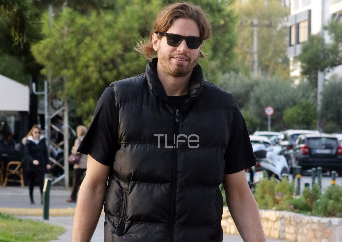 Με νέο look ο Γιώργος Μπόγρης: Κουρεύτηκε και άφησε μουστάκι! | tlife.gr