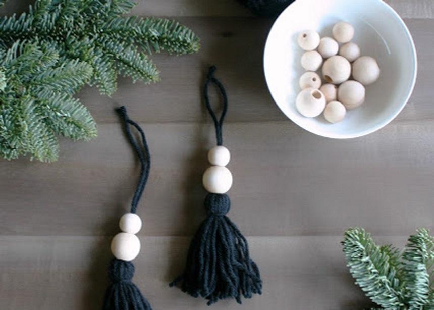 Το πιο εντυπωσιακό boho chic DIY στολίδι για το χριστουγεννιάτικο δέντρο σου | tlife.gr