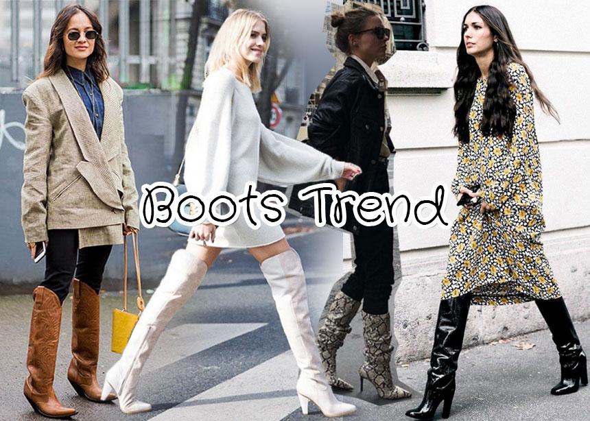 Εφτά τάσεις στις μπότες που οφείλεις να γνωρίζεις πριν κάνεις τις νέες σου αγορές   tlife.gr