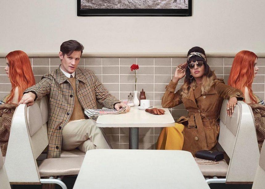 To νέο fashion video του Burberry θα σε βάλει από τώρα στο mood των Χριστουγέννων | tlife.gr