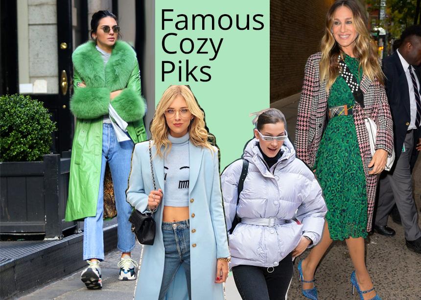 11 stylish πανωφόρια των σταρ που θα θέλαμε να έχουμε στην ντουλάπα μας το φετινό χειμώνα