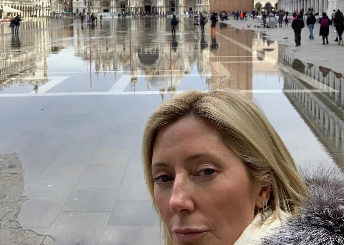 Marie Chantal: Γιορτινή απόδραση στη Βενετία! [pics]