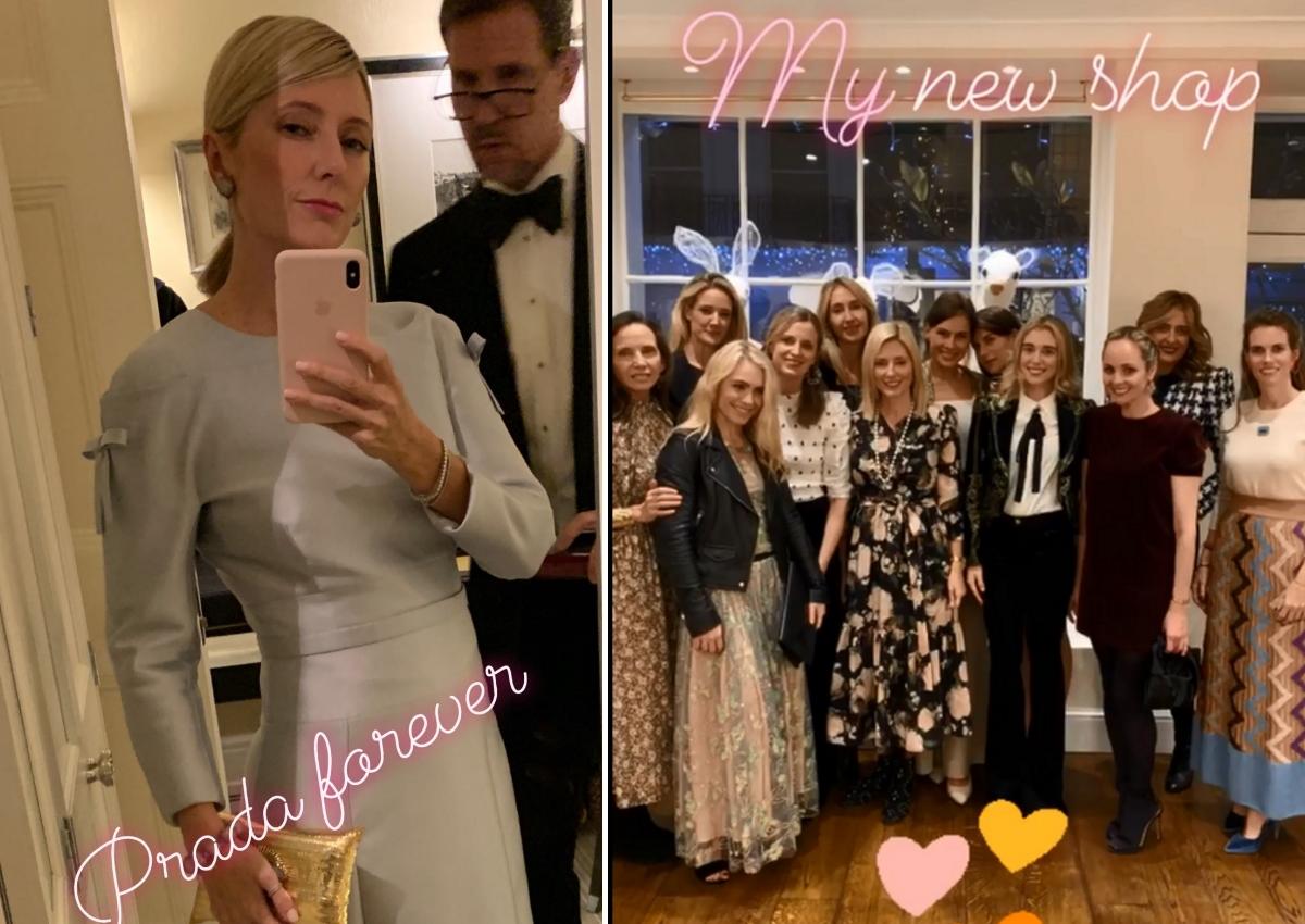 Marie Chantal: Το επίσημο δείπνο με τον Παύλο και το opening του νέου της μαγαζιού στο Λονδίνο! | tlife.gr