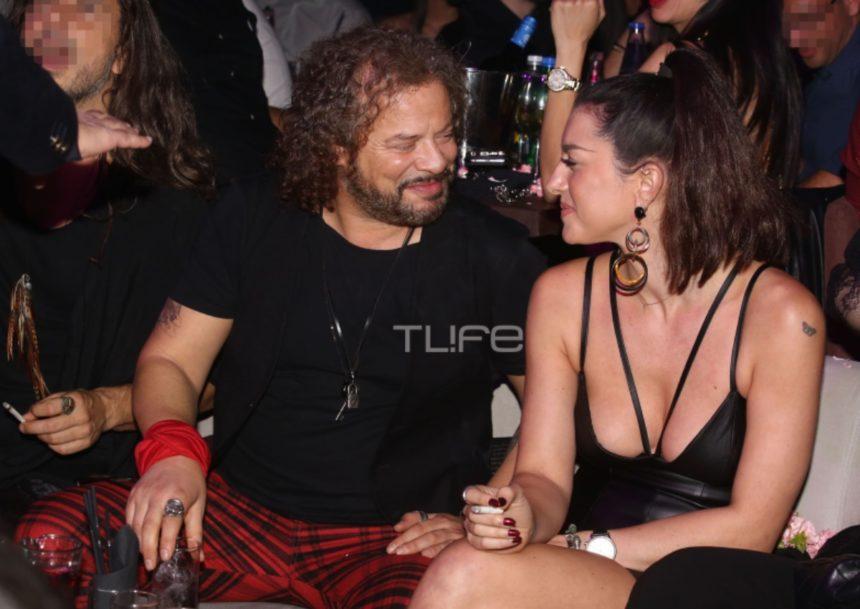Χρήστος Δάντης – Ναταλία Ντουσοπούλου: Full in love σε σπάνια βραδινή τους έξοδο! [pics] | tlife.gr