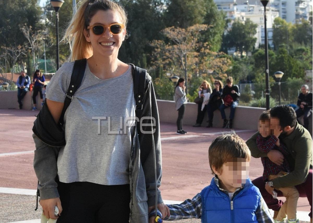 Σύλβια Δεληκούρα: Οι βόλτες στο Φάληρο με τον τετράχρονο γιο της! [pics] | tlife.gr