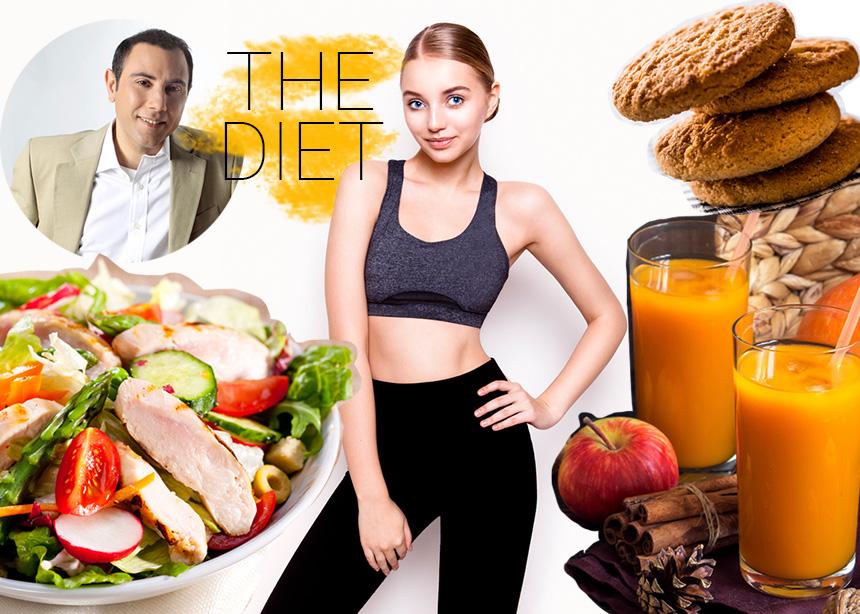 Η δίαιτα και τα tips του Δ. Γρηγοράκη για γρήγορο μεταβολισμό κι εύκολη απώλεια βάρους | tlife.gr