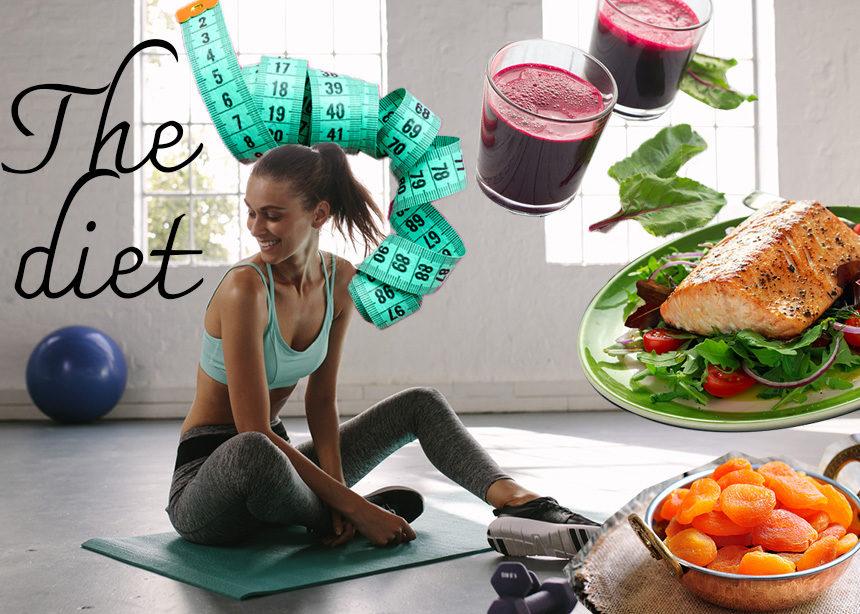 Δίαιτα: Χάσε 5 κιλά και κάνε αποτοξίνωση μέχρι τα Χριστούγεννα! Plus: συνταγή για detox χυμό | tlife.gr
