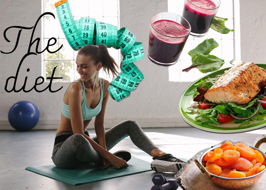 Δίαιτα: Χάσε 5 κιλά και κάνε αποτοξίνωση μέχρι τα Χριστούγεννα! Plus: συνταγή για detox χυμό