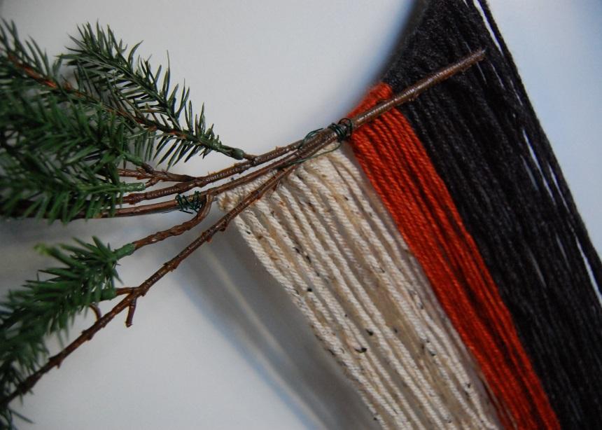Πώς να φτιάξεις το πιο stylish DIY στεφάνι για τα Χριστούγεννα (σαν αυτά που βλέπεις στο Pinterest)! | tlife.gr