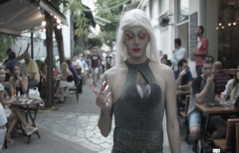 Η Λαρισαία drag queen που πρωταγωνιστεί σε γερμανικό ντοκιμαντέρ! [video] | tlife.gr