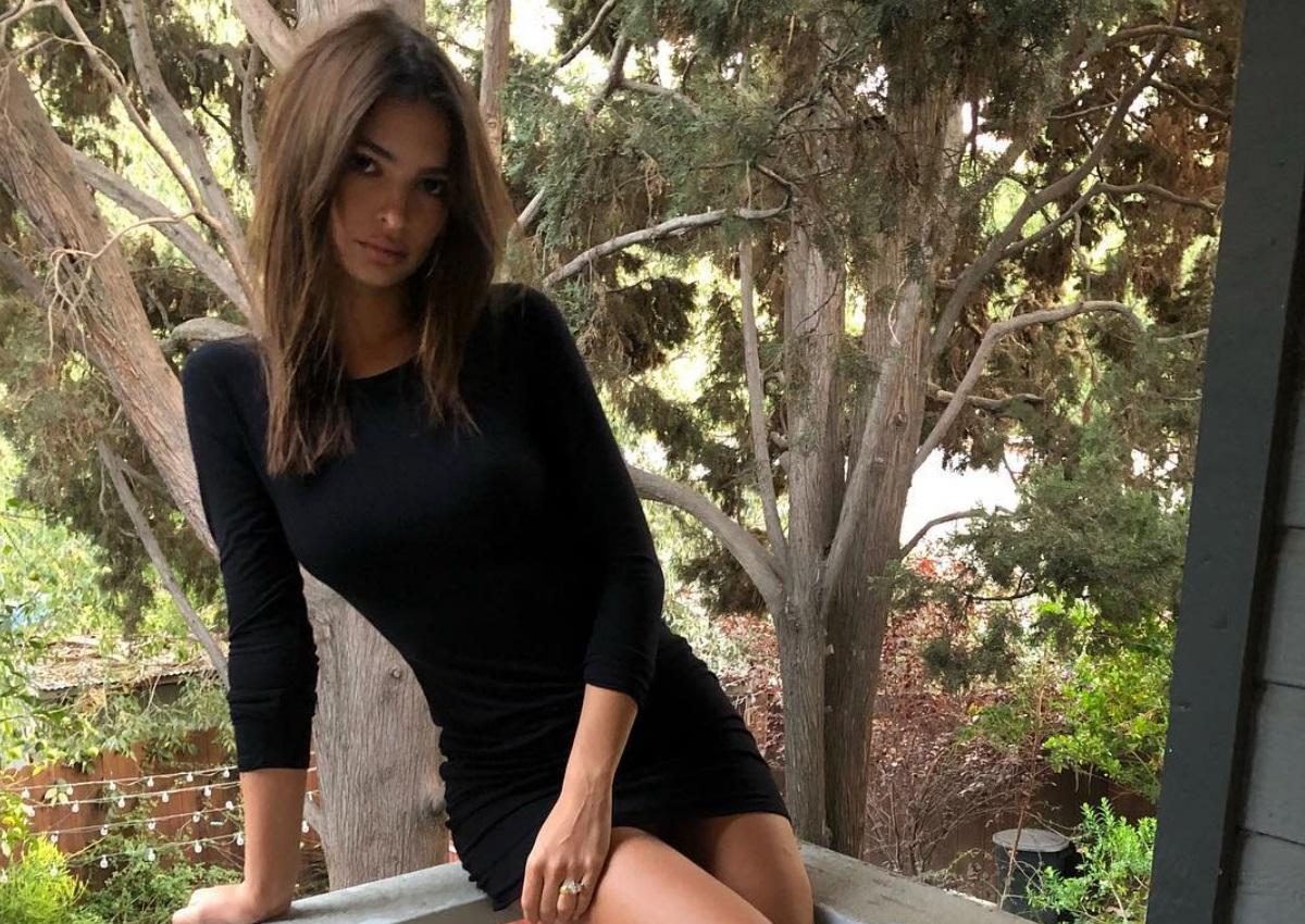 Emily Ratajkowski: Τρελαίνει τους θαυμαστές της με τις σέξι πόζες της! | tlife.gr