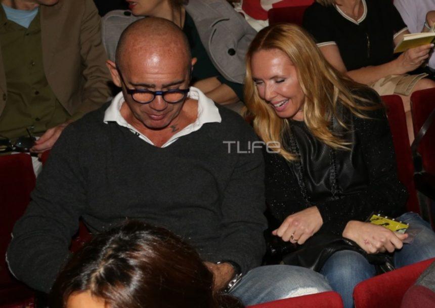 Εβελίνα Παπούλια: Σπάνια έξοδος με τον σύντροφο της Σταύρο![pics] | tlife.gr