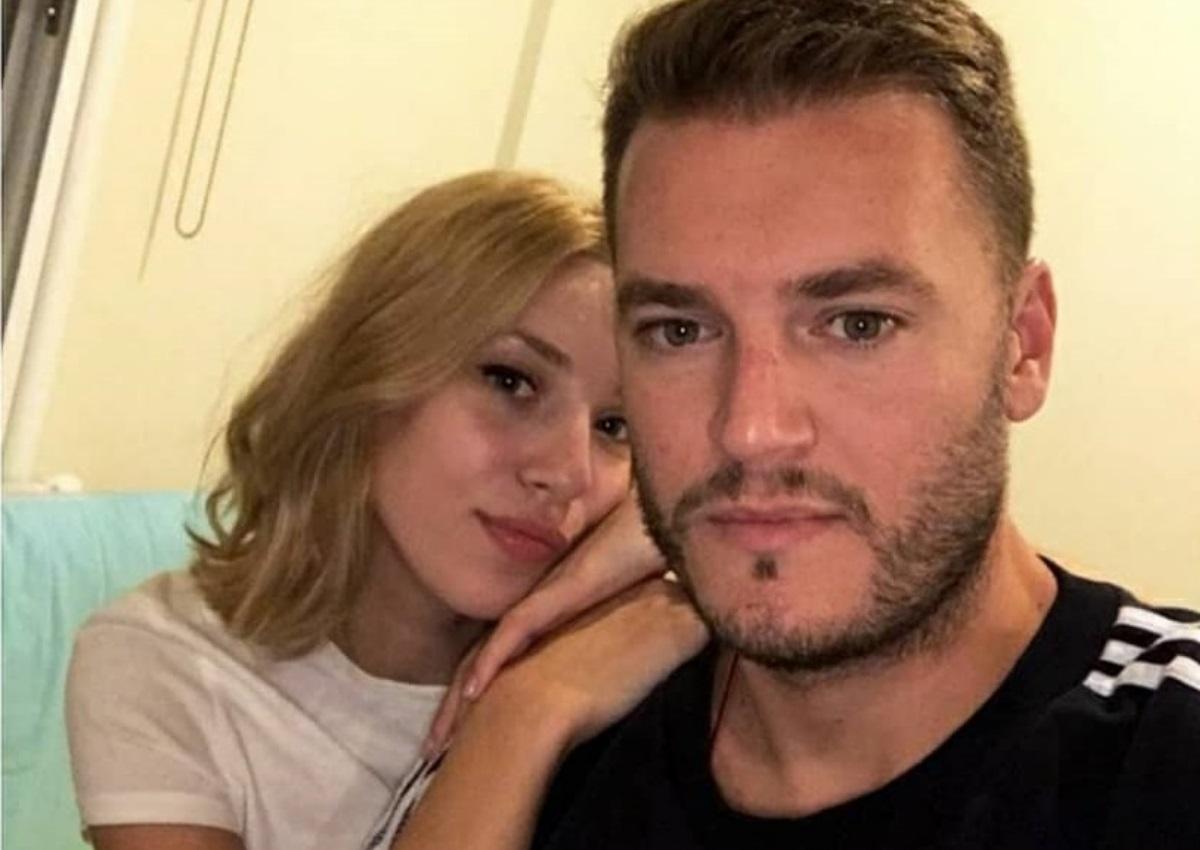 Γαρυφαλλιά Καληφώνη: Το τρυφερό φιλί με τον σύντροφό της, μετά την αποχώρησή της από το GNTM! | tlife.gr