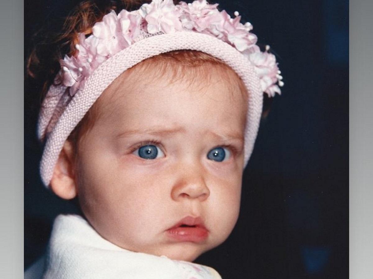 Το κοριτσάκι της φωτογραφίας είναι σήμερα πασίγνωστο μοντέλο [pic]
