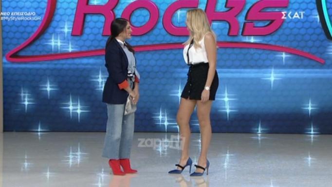 My style rocks: Αυτή είναι η νέα παίκτρια του παιχνιδιού! | tlife.gr