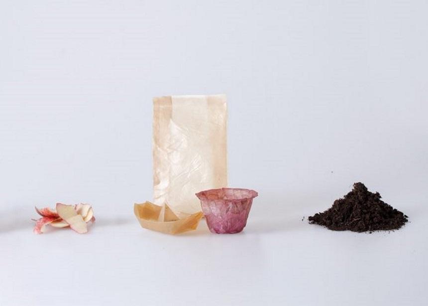 From Peel to Peel: Μία συλλογή δοχείων και υλικών συσκευασίας φτιαγμένη από… ζυμομύκητες | tlife.gr