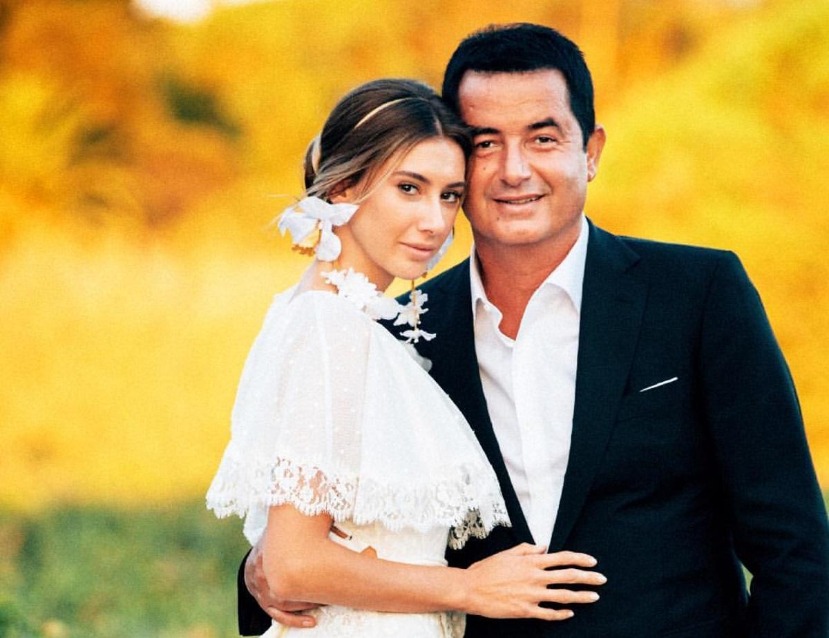 Χωρισμός – βόμβα για τον Acun Ilicali με την καλλονή σύζυγό του έναν χρόνο μετά τον γάμο-υπερπαραγωγή στο St. Tropez!
