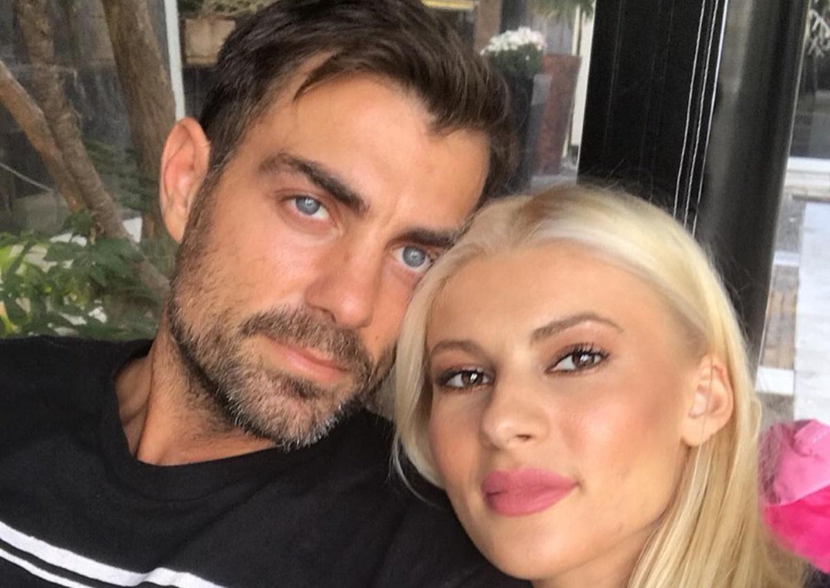 Όλγα Πηλιάκη: Οι τρυφερές ευχές στον σύζυγο της, Στέλιο Χανταμπάκη για την ονομαστική του γιορτή! | tlife.gr