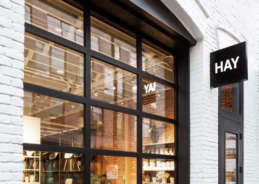 Hay Portland: Το πρώτο flagship store της HAY σε αμερικανικό έδαφος είναι πλέον γεγονός! | tlife.gr
