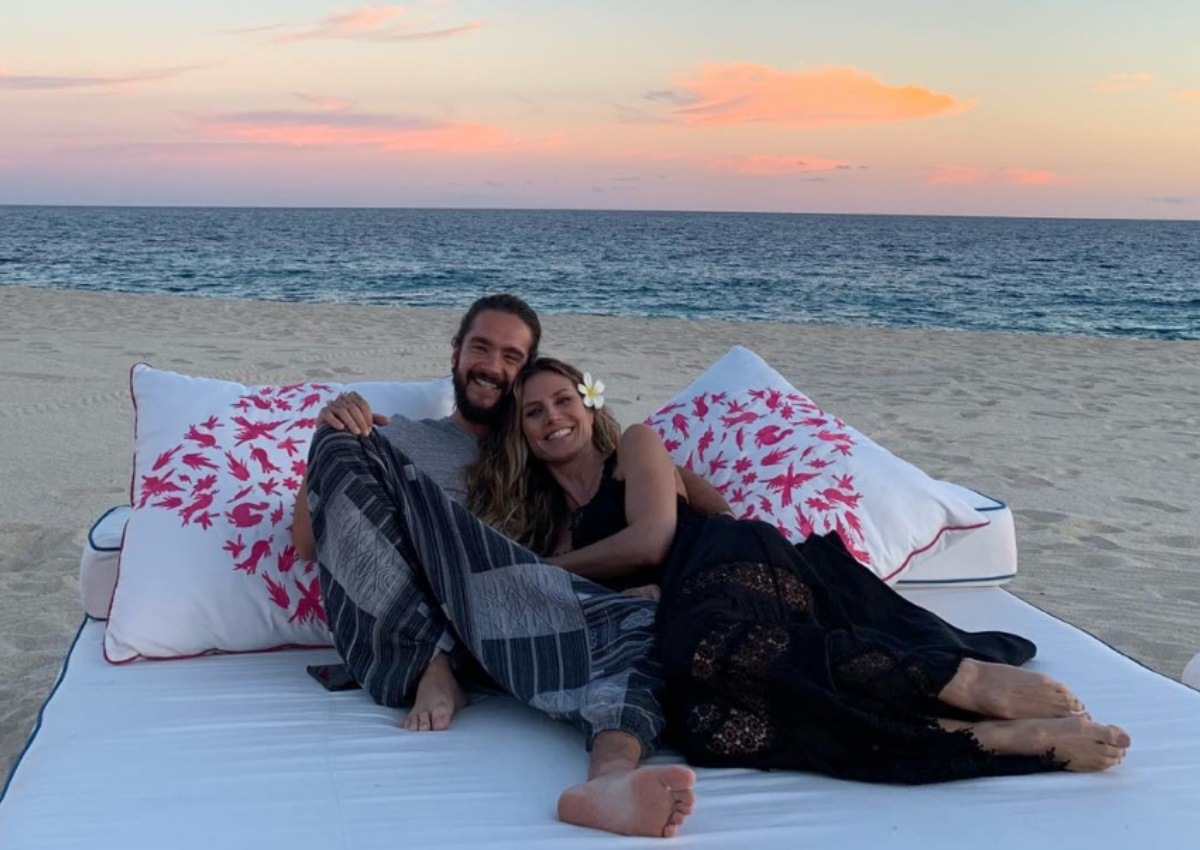 Heidi Klum: Το πάρτι γενεθλίων του γιου της στην θάλασσα! [pics,vid]   tlife.gr