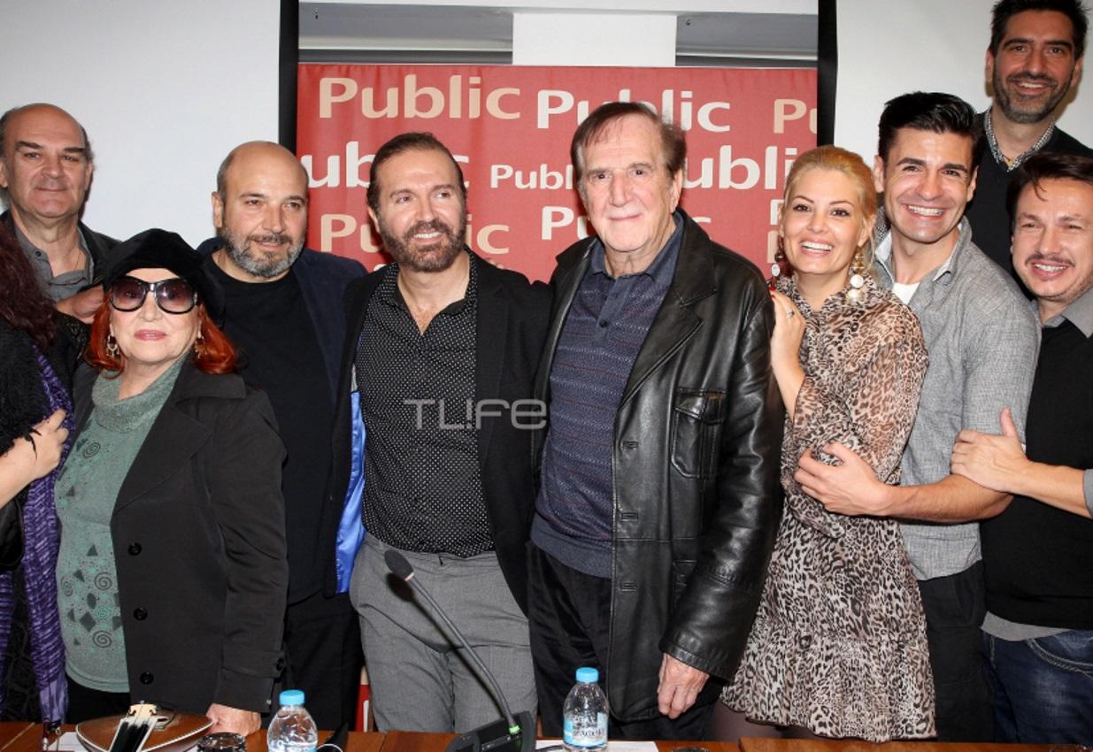 Η Νεράιδα και το Παλικάρι: Ποιος αποκάλυψε ότι ο λόγος που γίνεται η παράσταση είναι η Μαρία Κορινθίου; [pics] | tlife.gr