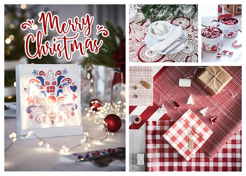 Χριστουγεννιάτικο τραπέζι του ονείρου. Αυτά είναι τα είδη σερβιρίσματος που θα το απογειώσουν!