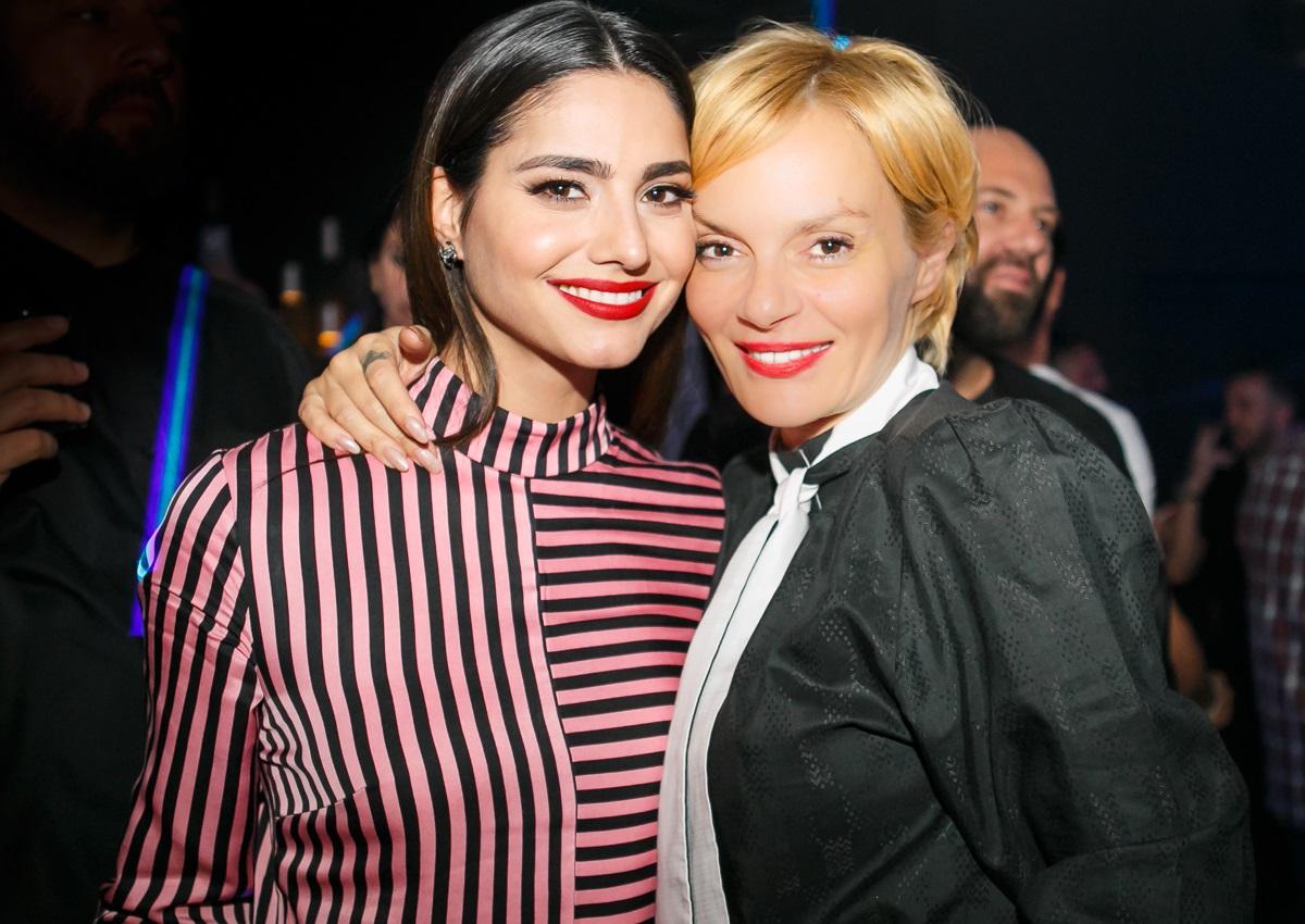 GNTM Ηλιάνα Παπαγεωργίου – Έλενα Χριστοπούλου: Διασκέδασαν μαζί στο opening του «Box» [pics]   tlife.gr