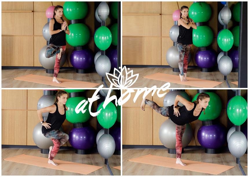 Γυμναστική στο σπίτι: Ασκήσεις ισορροπίας για να κάψεις φουλ λίπος από όλο το σώμα | tlife.gr