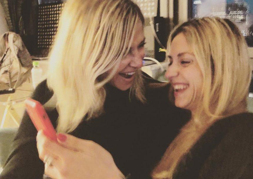 Η τρυφερή ανάρτηση της Άννας Βίσση για τα γενέθλια της κόρης της, Σοφίας Καρβέλα! | tlife.gr