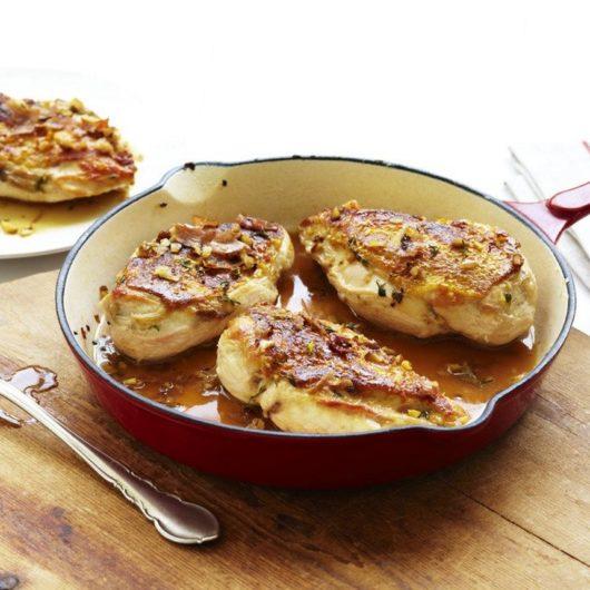 Κοτόπουλο με σος από κάστανο | tlife.gr
