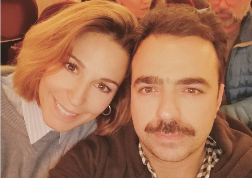 Κατερίνα Παπουτσάκη: Πήγε θέατρο στην χιονισμένη Υόρκη με τον άντρα της! | tlife.gr