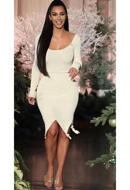 Η Kim Kardashian με Jean Paul Gaultier | tlife.gr