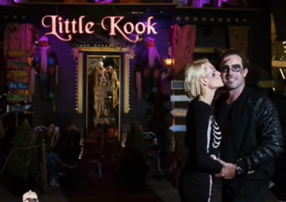 Βίκυ Καγιά: Γιόρτασε το Halloween με την οικογένειά της στο κέντρο της Αθήνας [pic, videos] | tlife.gr
