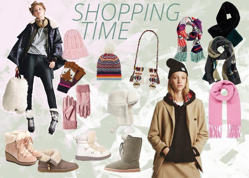 Αξεσουάρ και μπότες για το κρύο: Οι επιλογές της fashion editor που θα κάνουν update στα χειμερινά look | tlife.gr