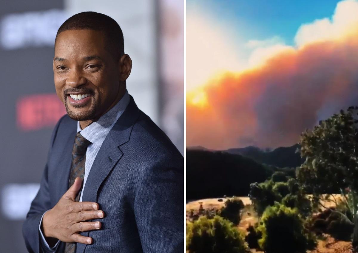 Will Smith: Το συγκλονιστικό video από τη φωτιά στο Μαλιμπού!   tlife.gr