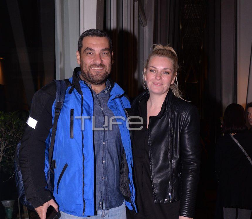 Ελισάβετ Μουτάφη – Μάνος Νιφλής: Βραδινή έξοδος για το νιόπαντρο ζευγάρι! [pics] | tlife.gr