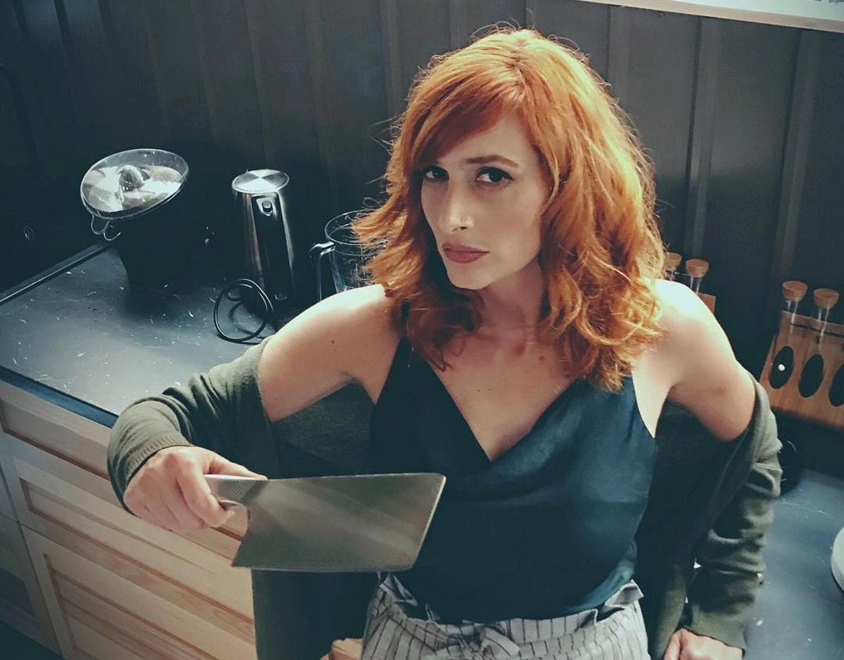 Μαρία Κωνσταντάκη: Η φωτογραφία από τα καμαρίνια με γνωστή ηθοποιό και το παράπονό της   tlife.gr